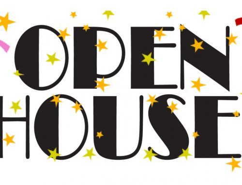 Open House – Tuesday, September 3 – 4:30-6 p.m.